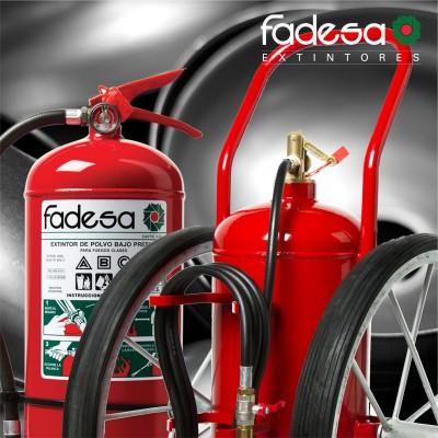 Extintores fadesa