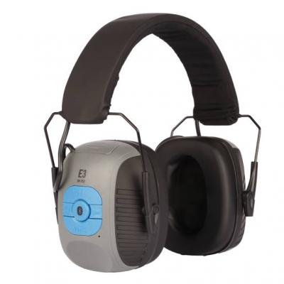 Protector auditivo con electronica E-3