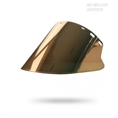 Protector facial CILÍNDRICO TRANSPARENTE GOLD HC 1