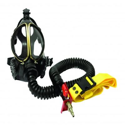 Respirador de Linea de Flujo Constante con Regulador de Aire